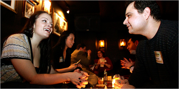 Speed Dating Sex And The City